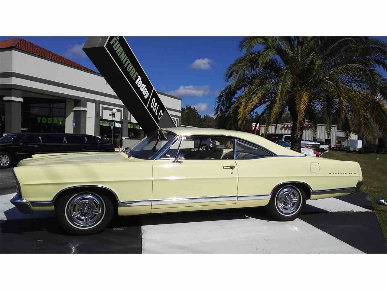 Large Picture of '67 Galaxie 500 - KFI8