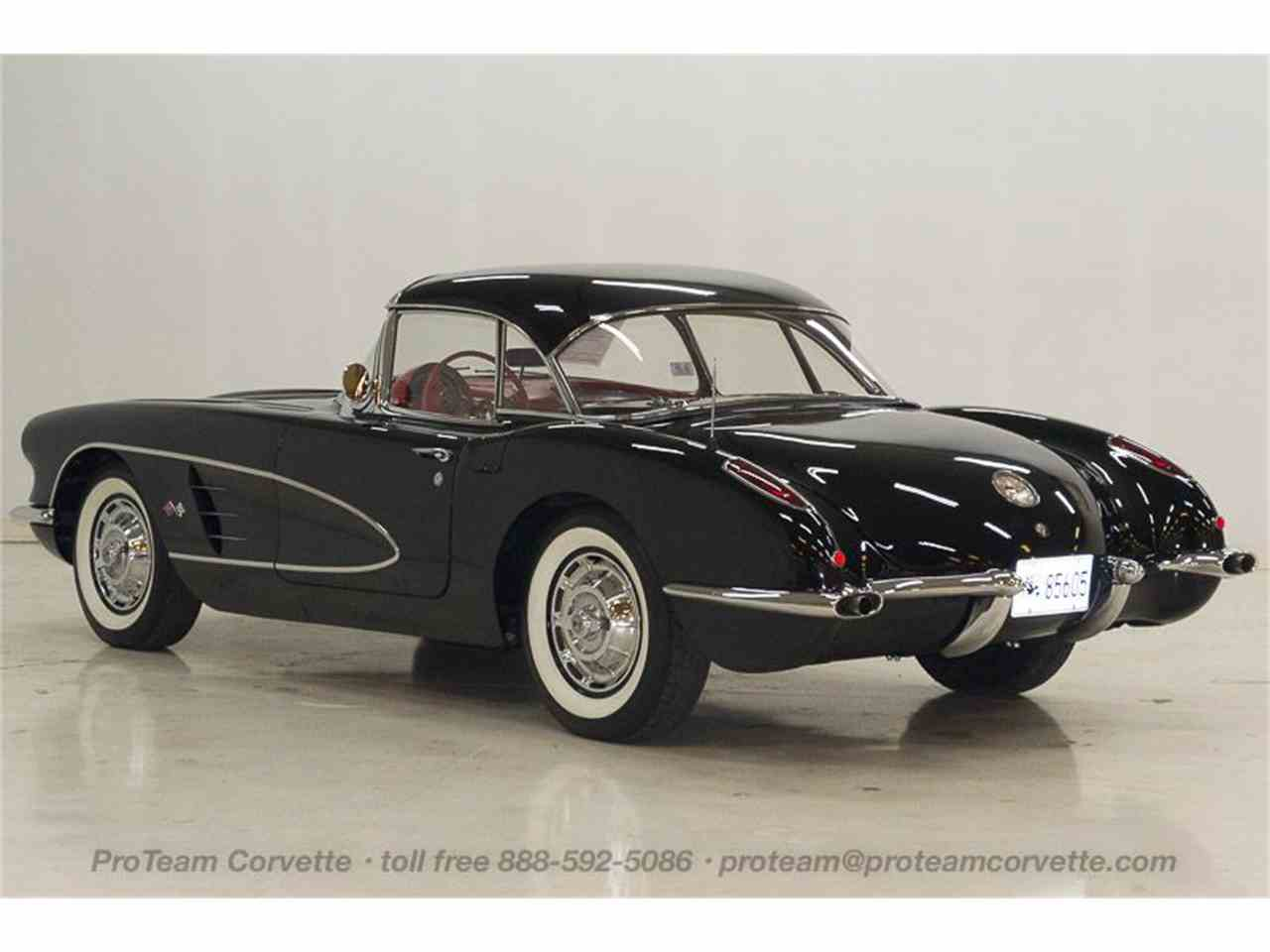 Large Picture of '60 Corvette - KFJZ