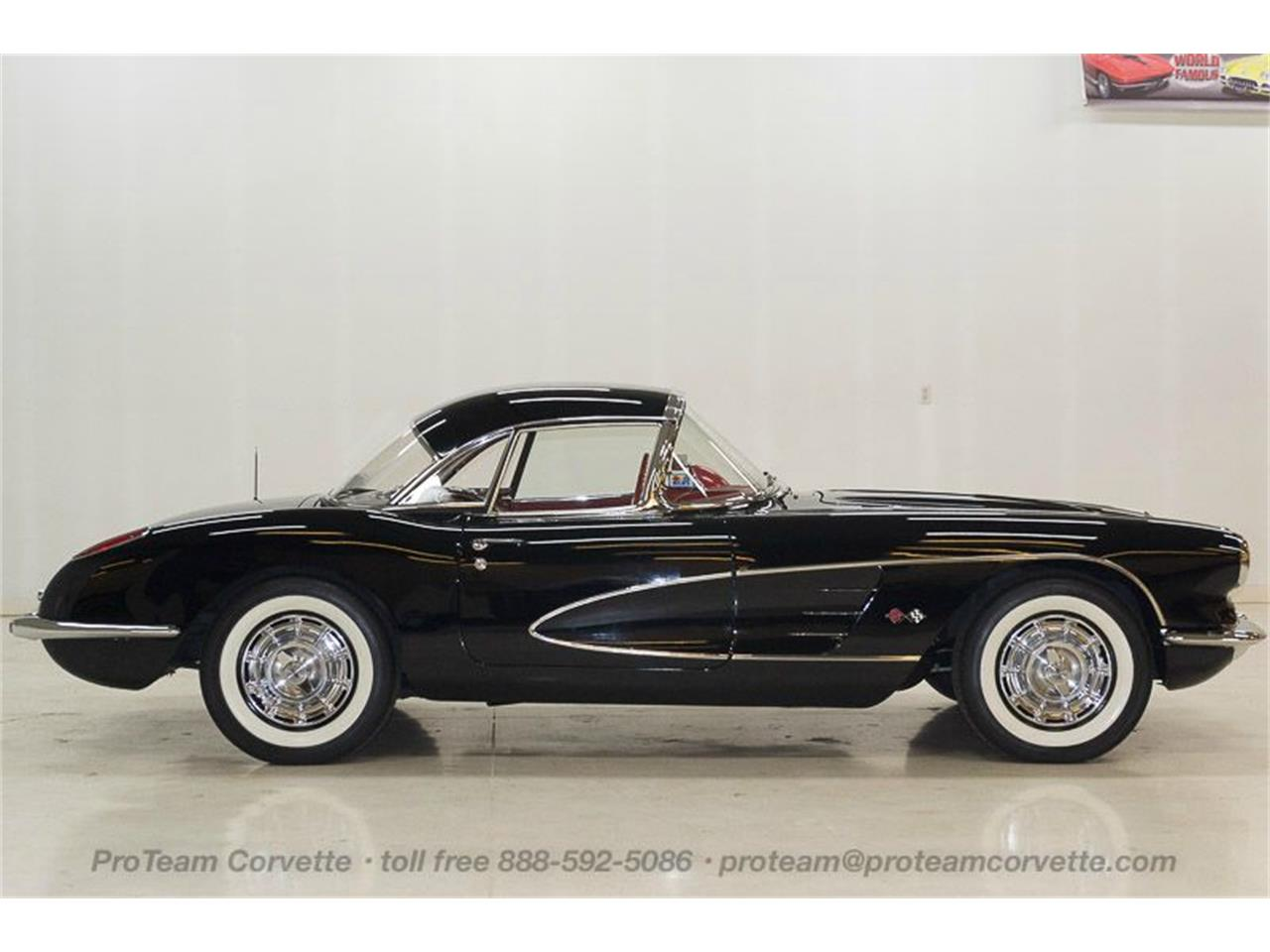 Large Picture of '60 Corvette - KFJZ