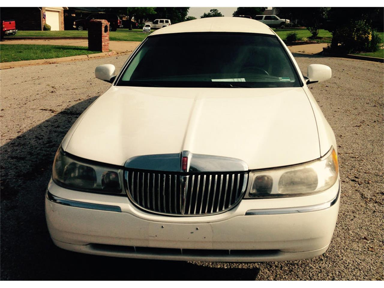 2000 Lincoln Continental For Sale Classiccars Com Cc 953391