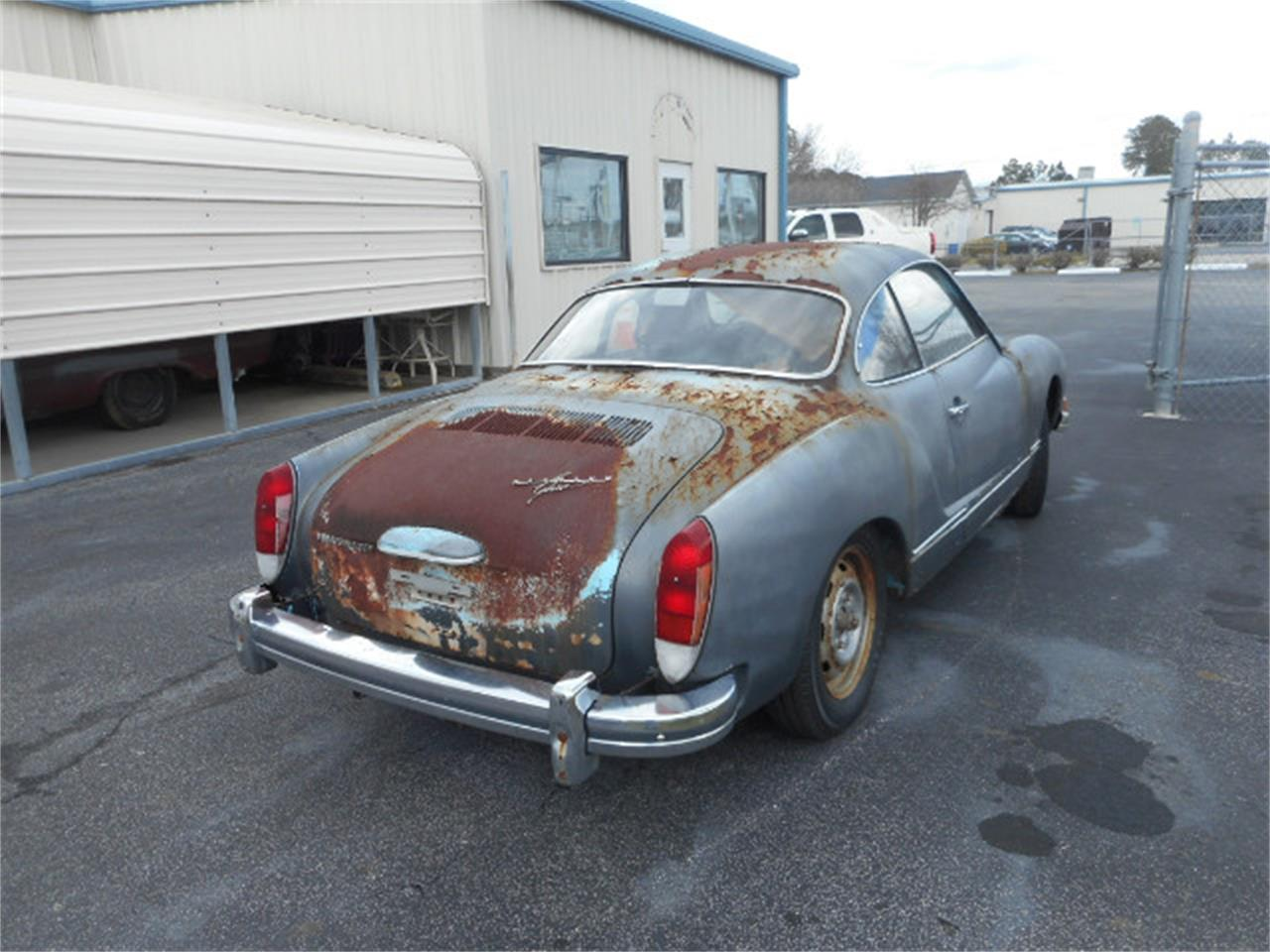 Large Picture of '74 Karmann Ghia - KDAH