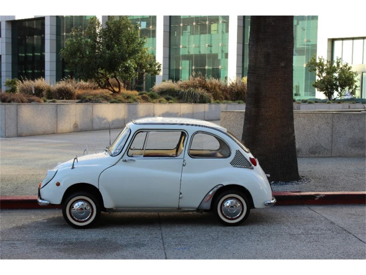 Large Picture Of Clic 1969 Subaru Microcar Offered By Americana Cars Kfph