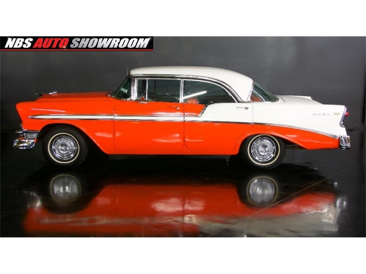 Large Picture of 1956 Chevrolet Bel Air located in California - KFPP