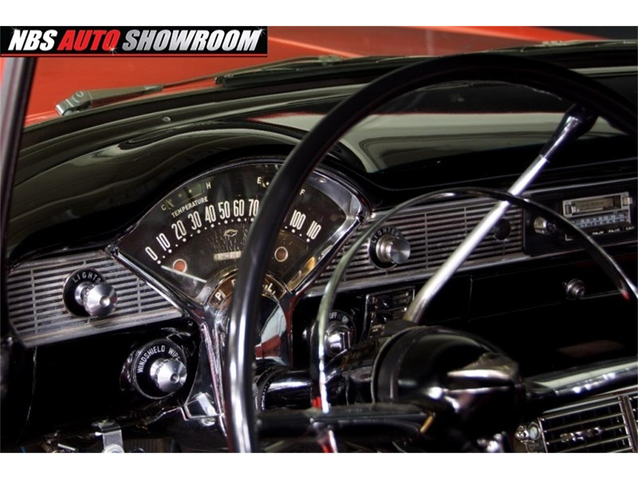 Large Picture of 1956 Bel Air located in Milpitas California Offered by NBS Auto Showroom - KFPP
