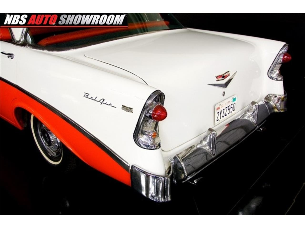 Large Picture of '56 Bel Air located in California Offered by NBS Auto Showroom - KFPP