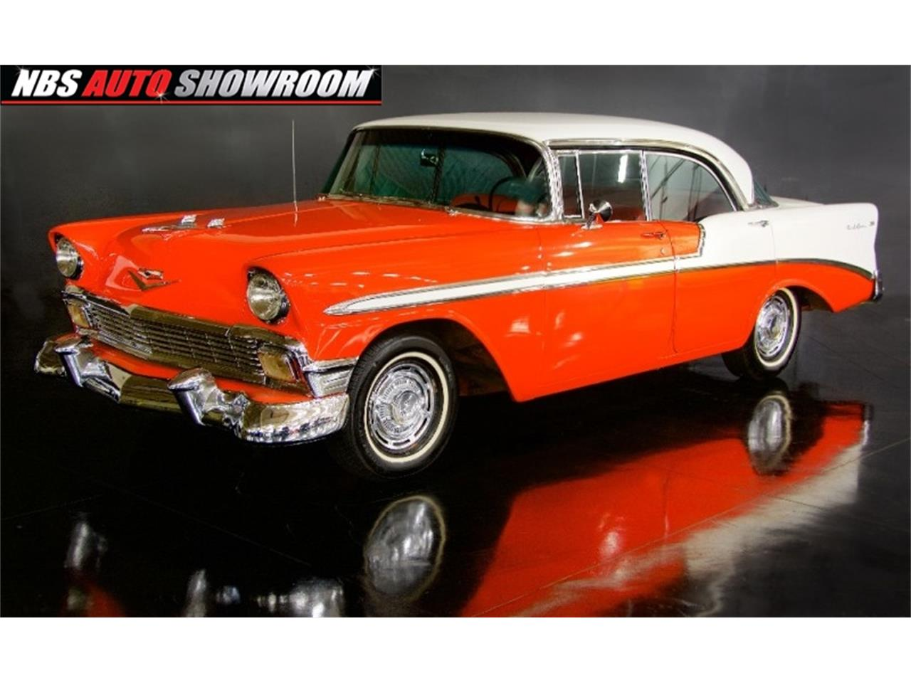 Large Picture of Classic 1956 Chevrolet Bel Air located in Milpitas California - $23,999.00 - KFPP