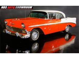 Picture of Classic 1956 Chevrolet Bel Air located in Milpitas California - $23,999.00 Offered by NBS Auto Showroom - KFPP