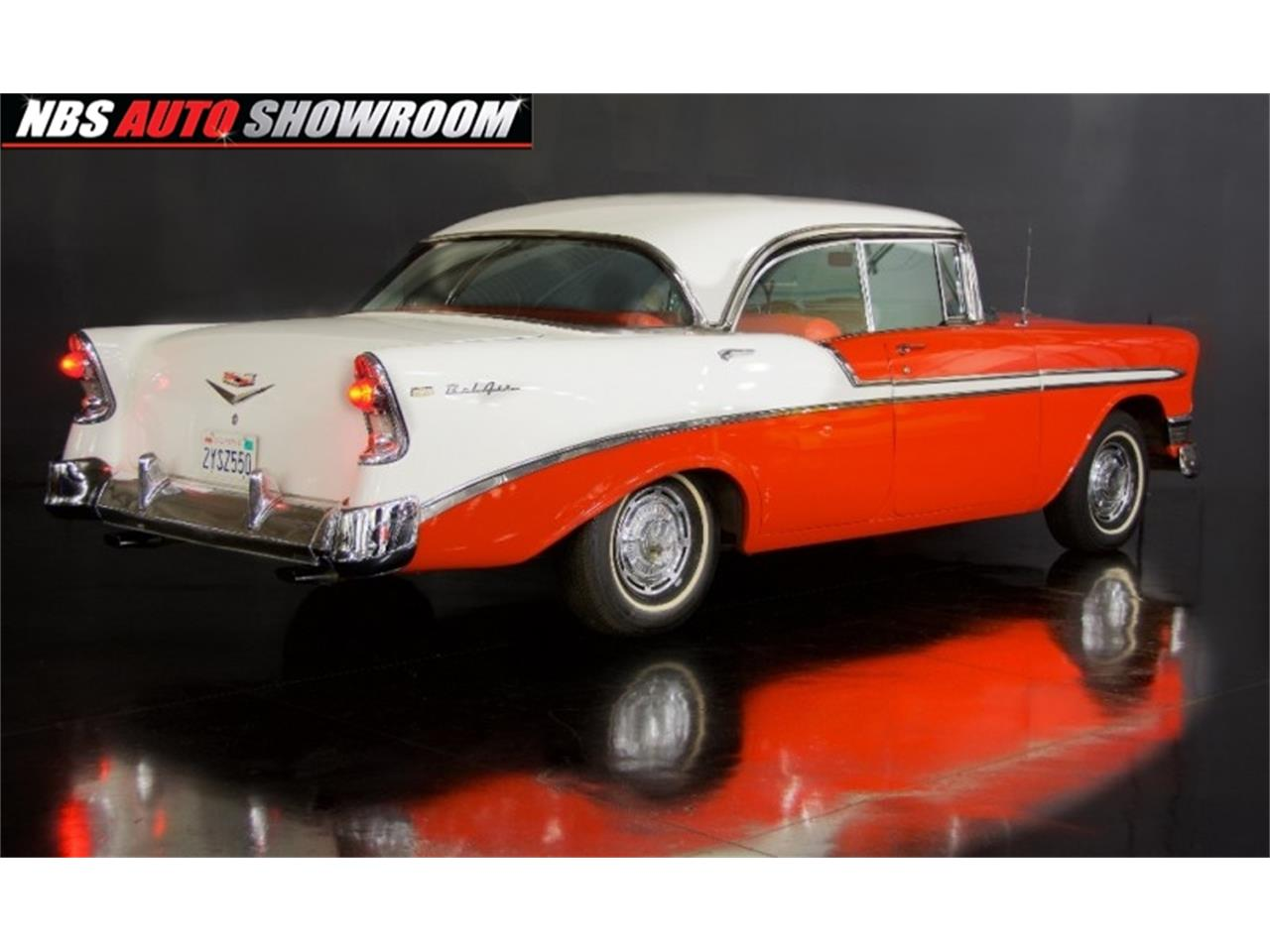 Large Picture of Classic '56 Chevrolet Bel Air located in Milpitas California - $23,999.00 - KFPP