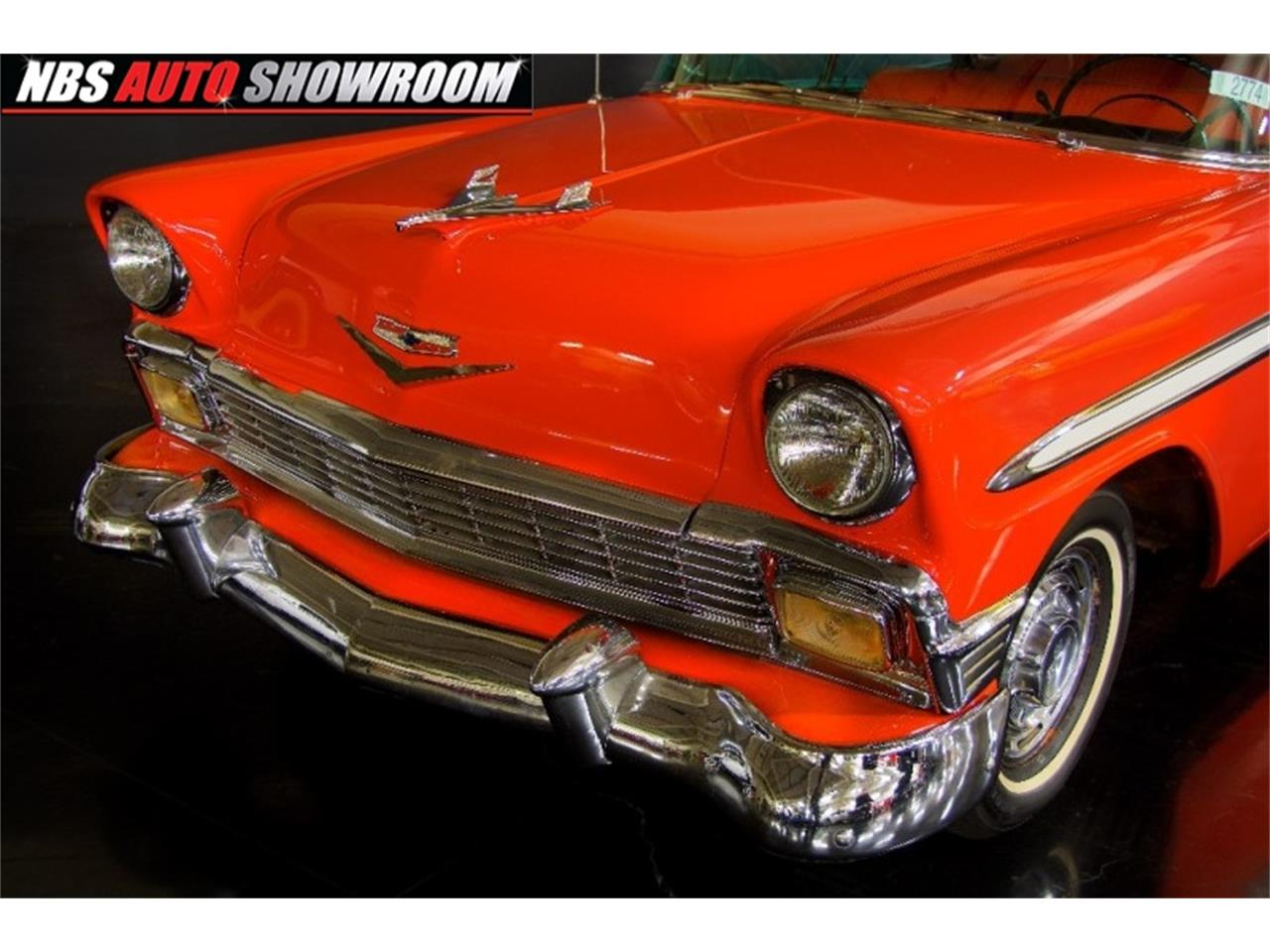 Large Picture of Classic 1956 Chevrolet Bel Air located in California - KFPP