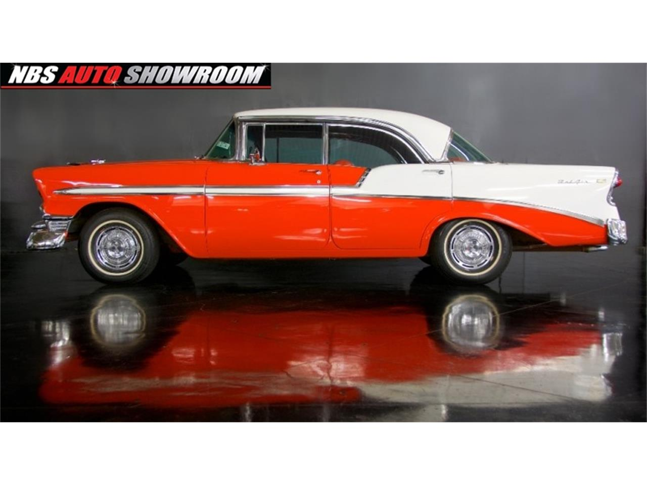 Large Picture of Classic 1956 Bel Air Offered by NBS Auto Showroom - KFPP