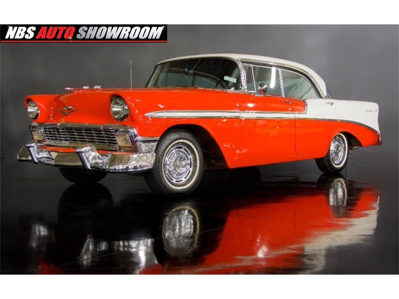 Large Picture of 1956 Chevrolet Bel Air located in Milpitas California - $23,999.00 - KFPP