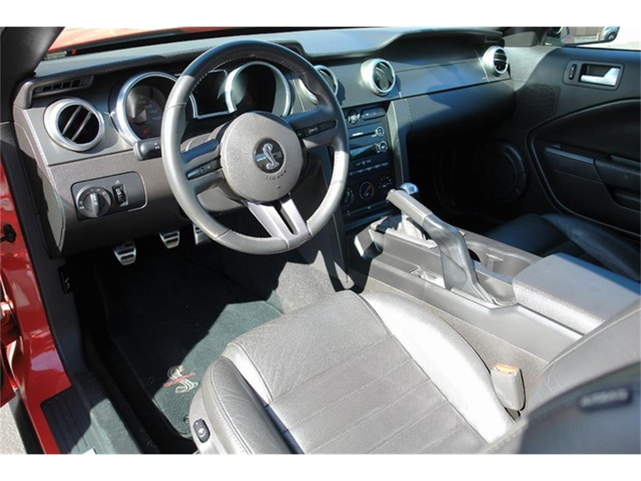 Large Picture of '09 Mustang - KFQM