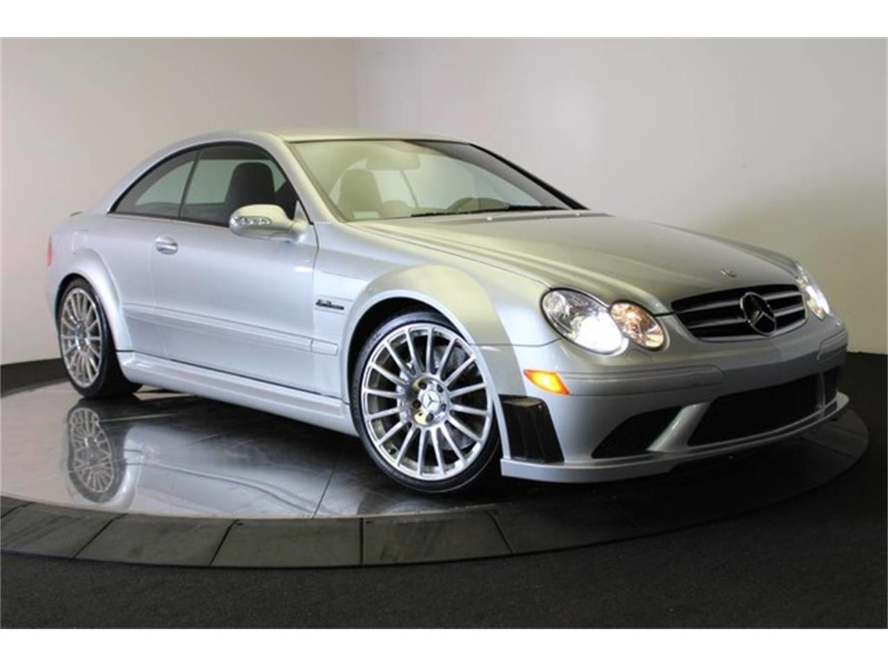 Large Picture of '08 CLK-Class - KDAO