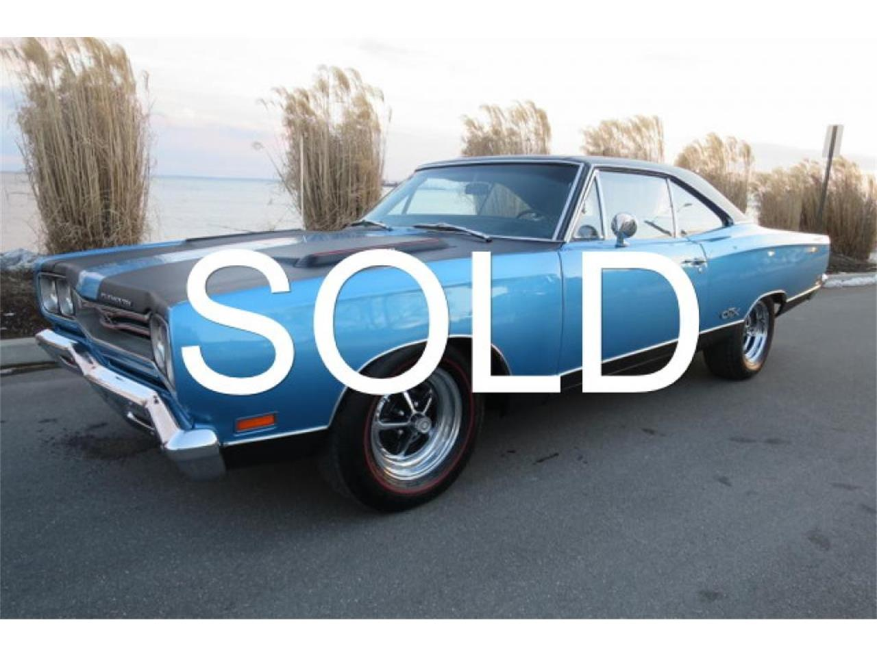 Large Picture of Classic '69 GTX located in Connecticut Offered by Napoli Classics - KFR6