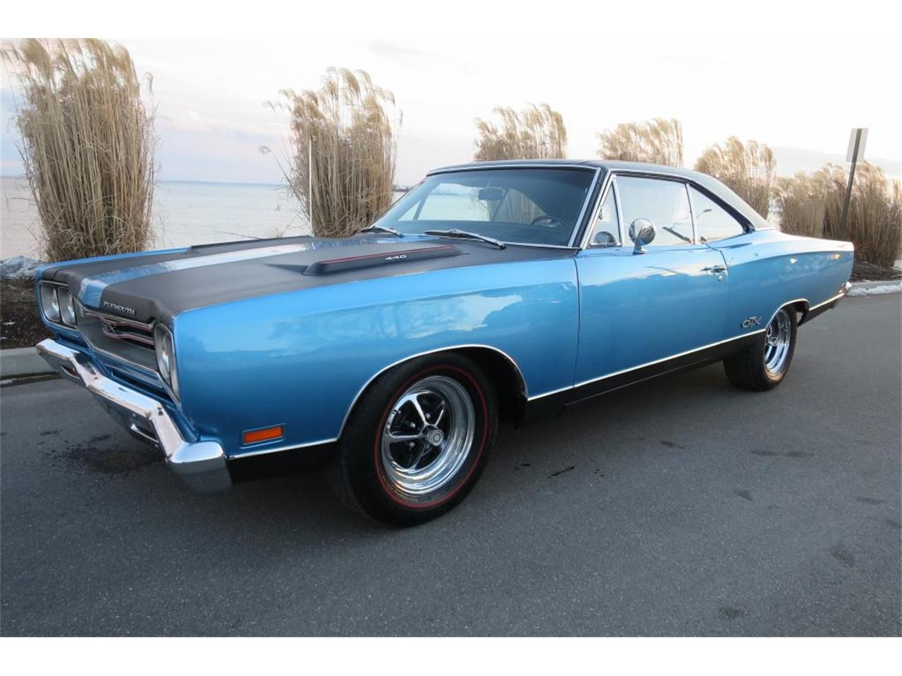 Large Picture of Classic '69 Plymouth GTX located in Connecticut - $48,000.00 Offered by Napoli Classics - KFR6