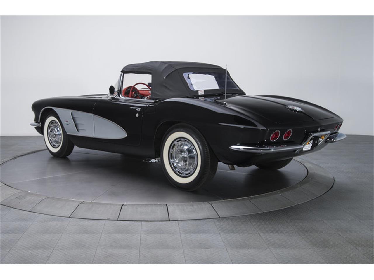 Large Picture of '61 Corvette - KFRC