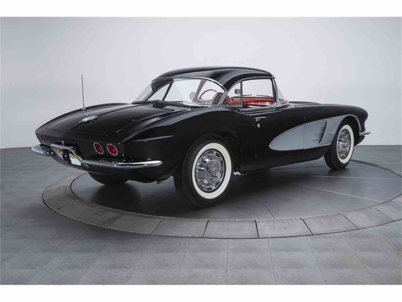 Large Picture of '61 Corvette - KFRC