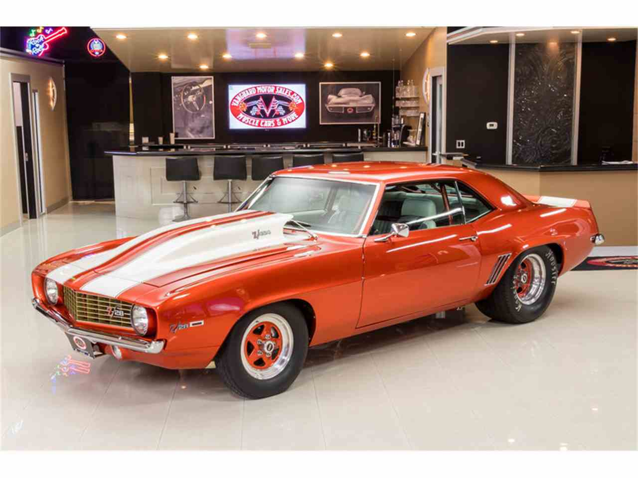 1969 chevrolet camaro z28 pro street for sale cc 950377. Black Bedroom Furniture Sets. Home Design Ideas