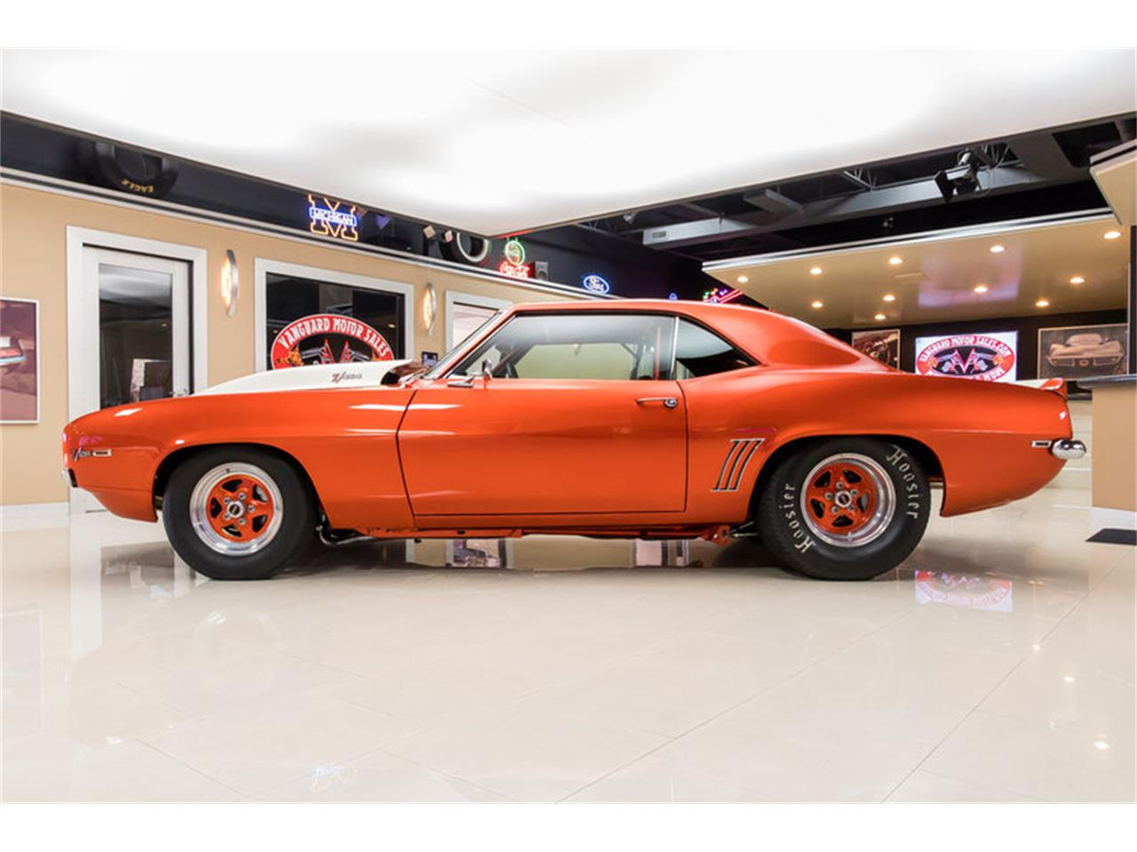 Large Picture of '69 Camaro Z28 Pro Street - KDBD