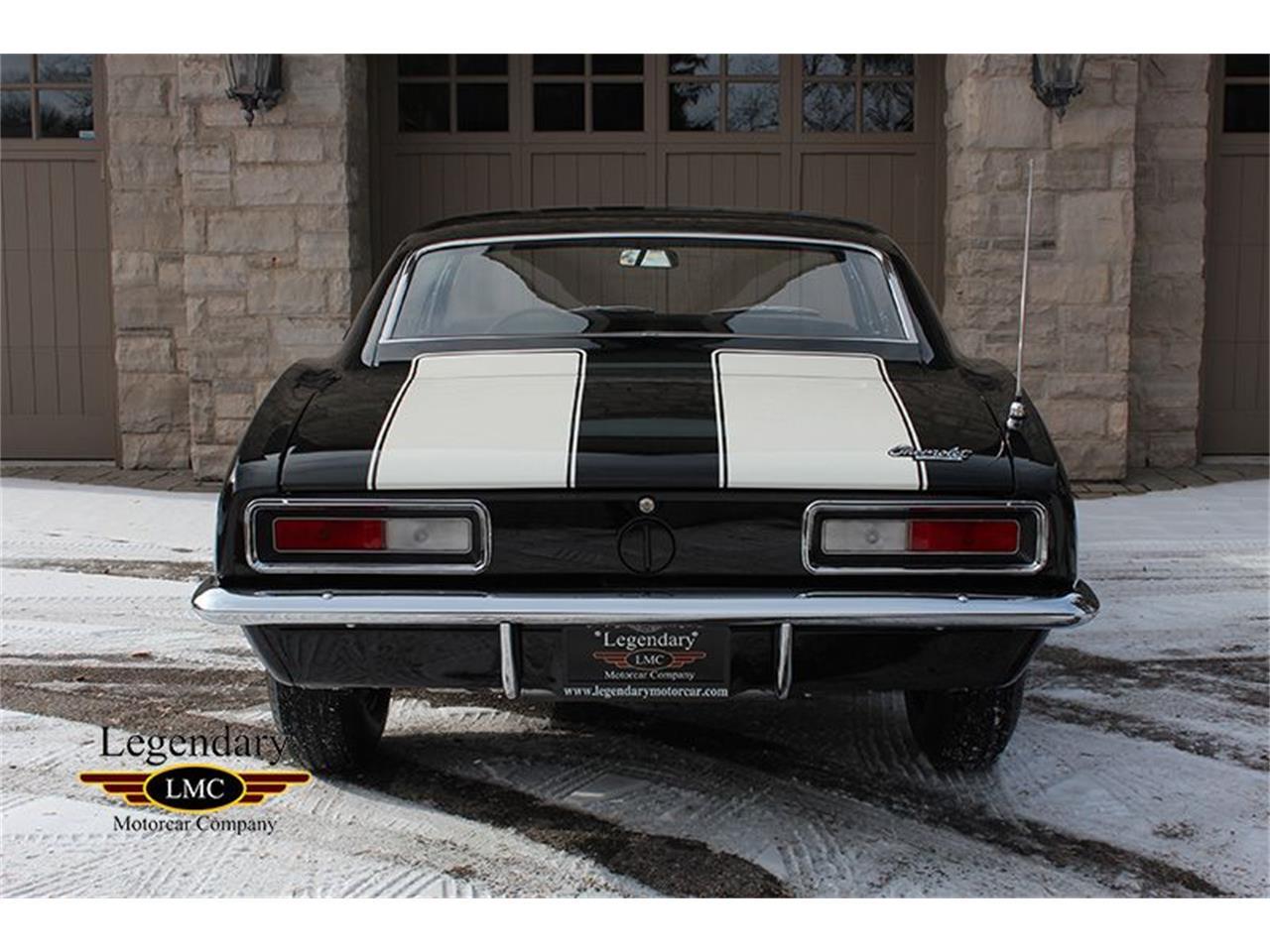 1967 Chevrolet Camaro Z28 For Sale Classiccars Com Cc