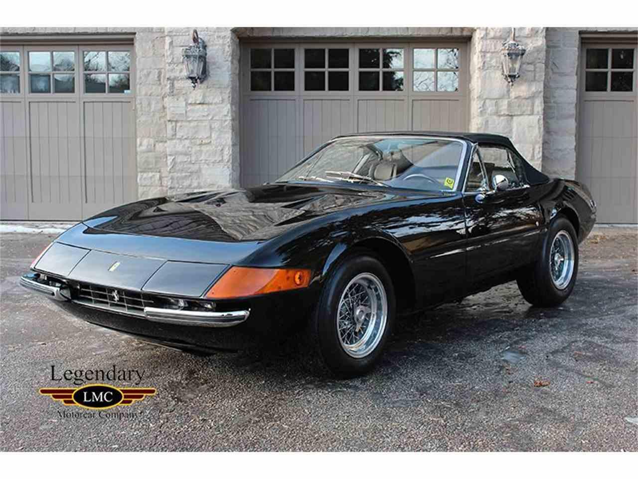 1972 Ferrari Daytona for Sale | ClicCars.com | CC-950395