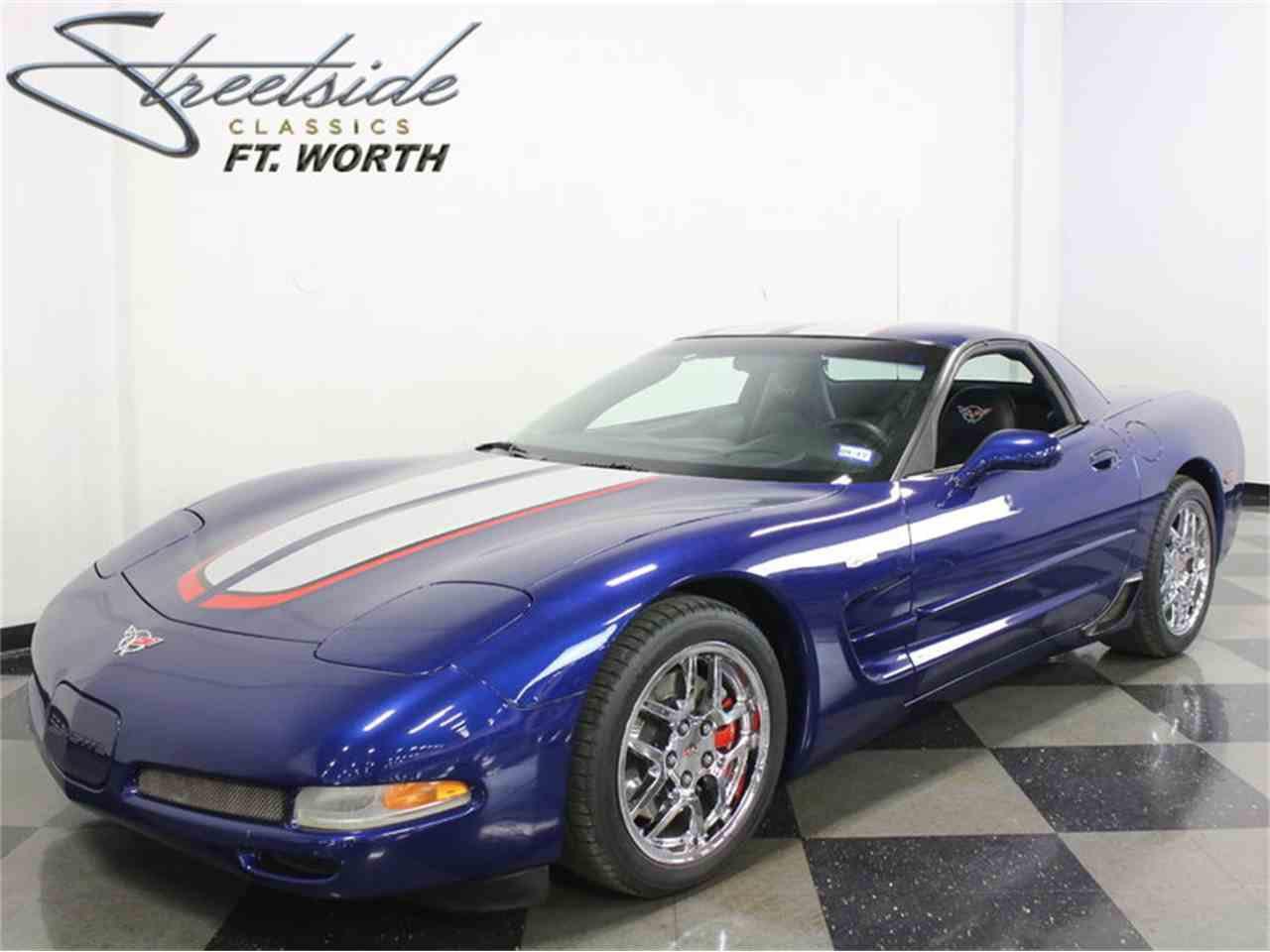 2004 chevrolet corvette commemorative edition for sale cc 950428. Black Bedroom Furniture Sets. Home Design Ideas