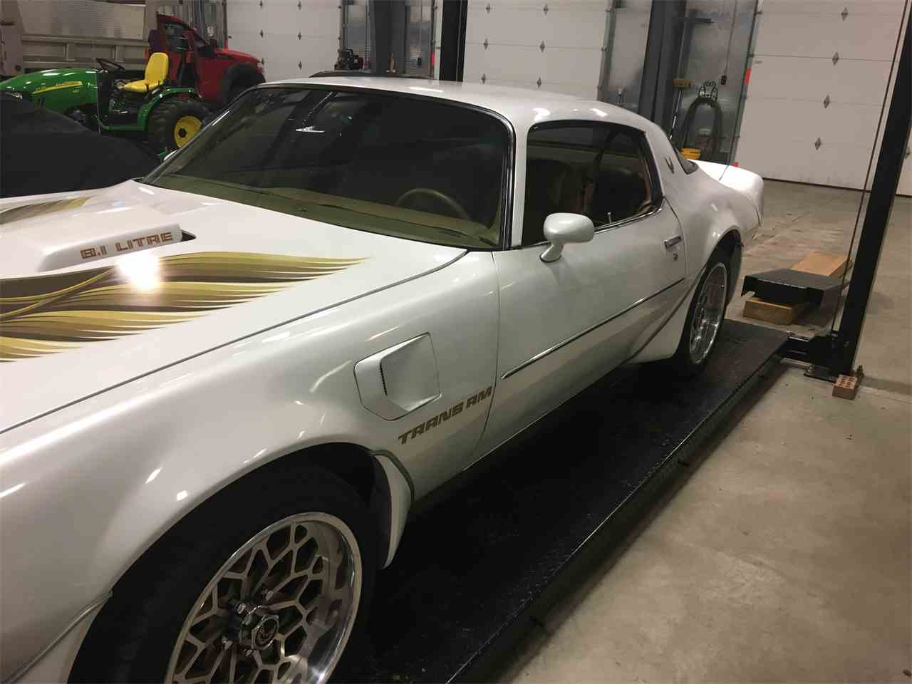 Large Picture of 1979 Pontiac Firebird Trans Am - $49,895.00 Offered by a Private Seller - KDDO