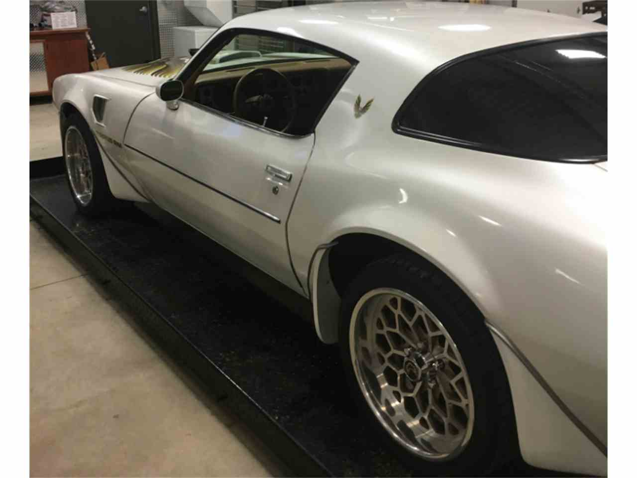 Large Picture of '79 Firebird Trans Am Offered by a Private Seller - KDDO