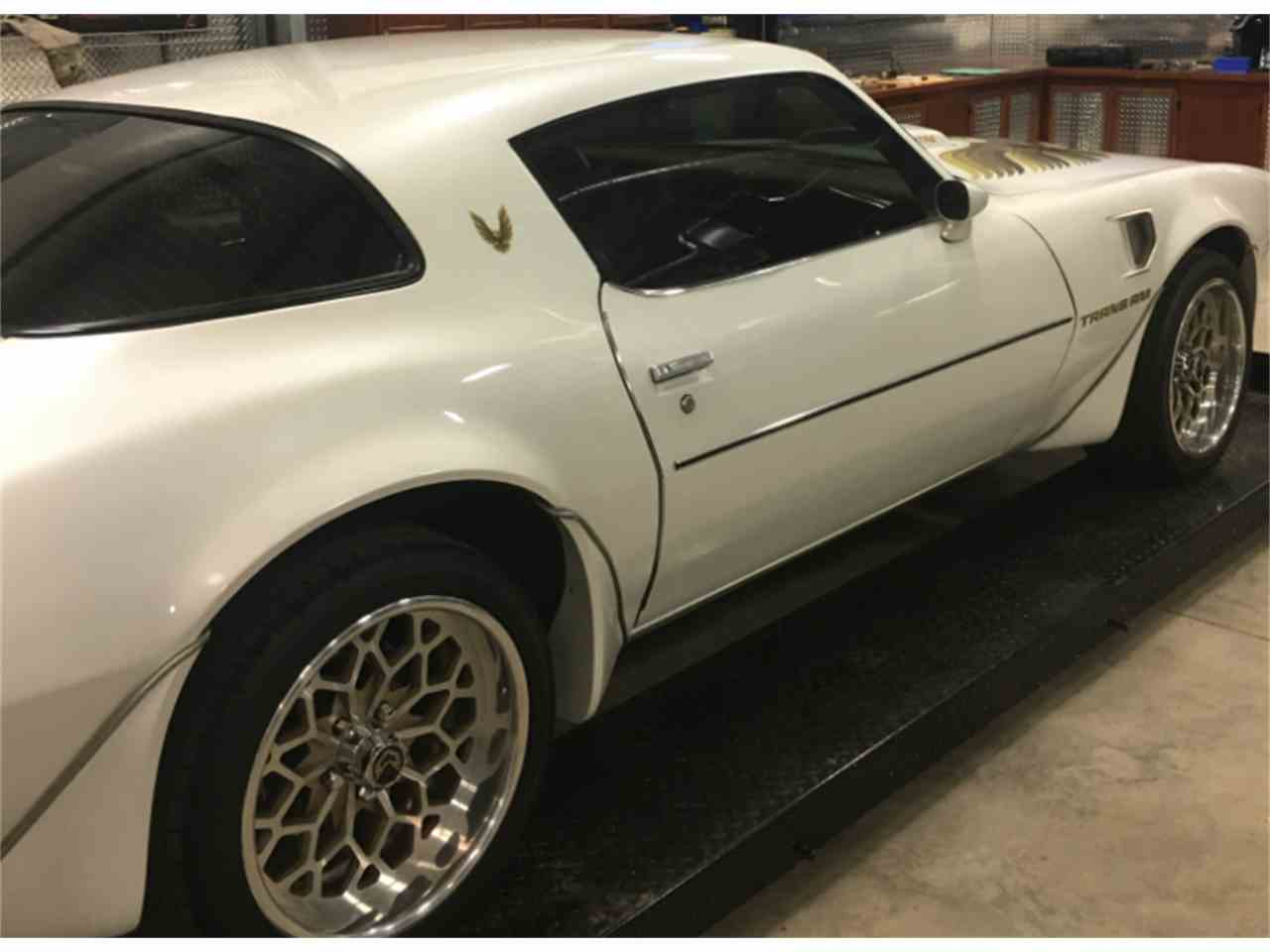Large Picture of 1979 Pontiac Firebird Trans Am located in West Virginia - KDDO