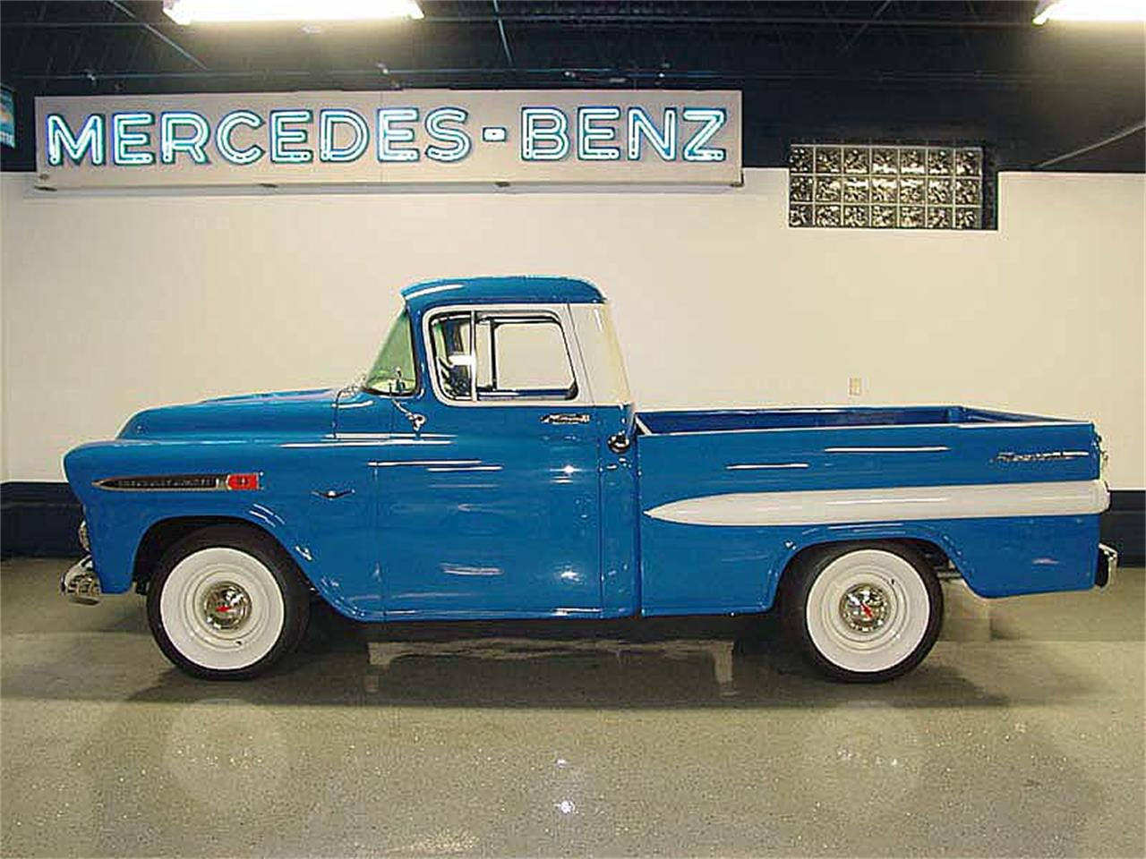 Large Picture of 1959 Apache - $36,900.00 Offered by Auto Gallery Colorado  - KGP8