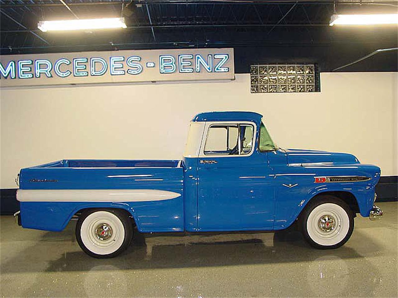 Large Picture of Classic '59 Chevrolet Apache Offered by Auto Gallery Colorado  - KGP8