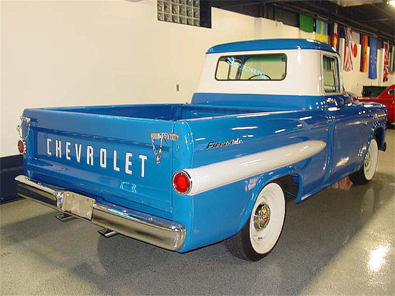 Large Picture of 1959 Chevrolet Apache located in Colorado - KGP8