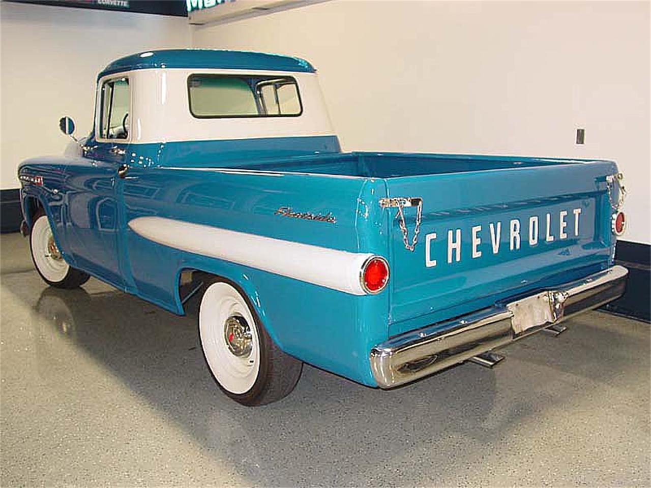 Large Picture of '59 Apache Offered by Auto Gallery Colorado  - KGP8