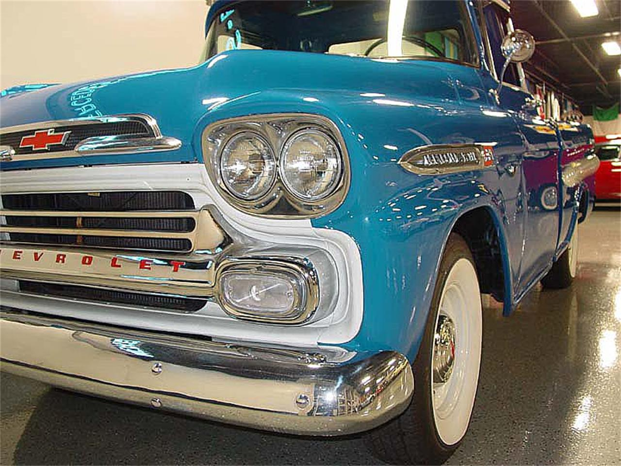 Large Picture of Classic 1959 Apache - $36,900.00 Offered by Auto Gallery Colorado  - KGP8