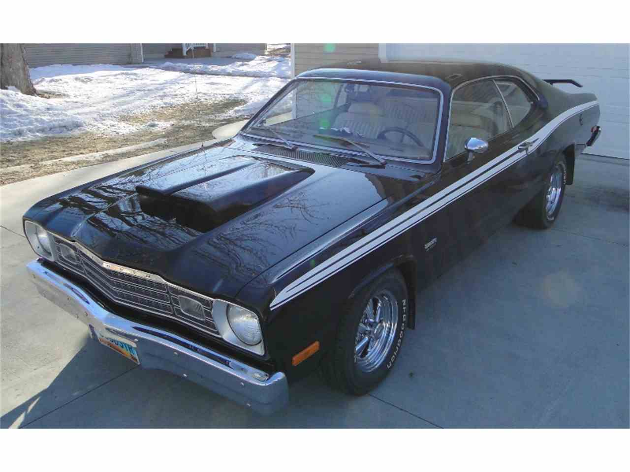Large Picture of '74 Duster - KDE6