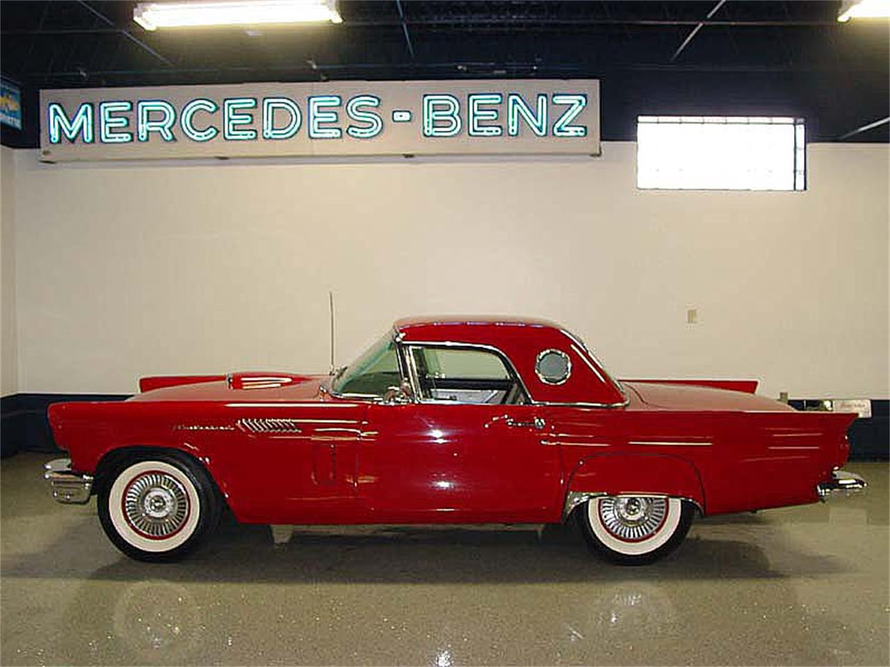 Large Picture of '57 Thunderbird located in Colorado Offered by Auto Gallery Colorado  - KGQR