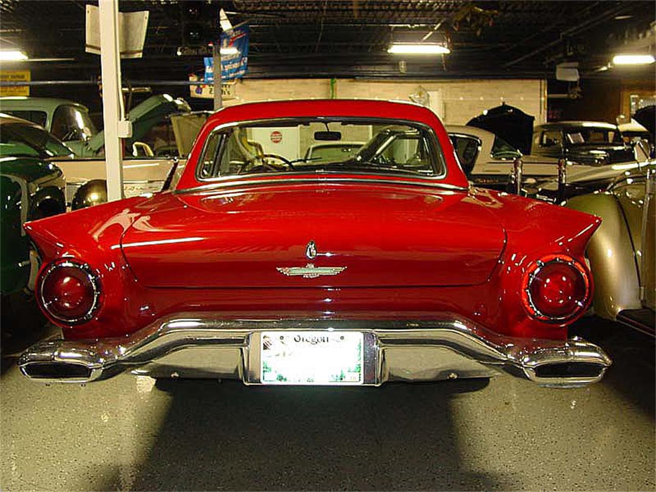 Large Picture of Classic '57 Thunderbird Offered by Auto Gallery Colorado  - KGQR