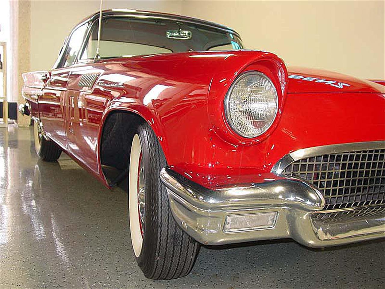 Large Picture of '57 Ford Thunderbird Offered by Auto Gallery Colorado  - KGQR