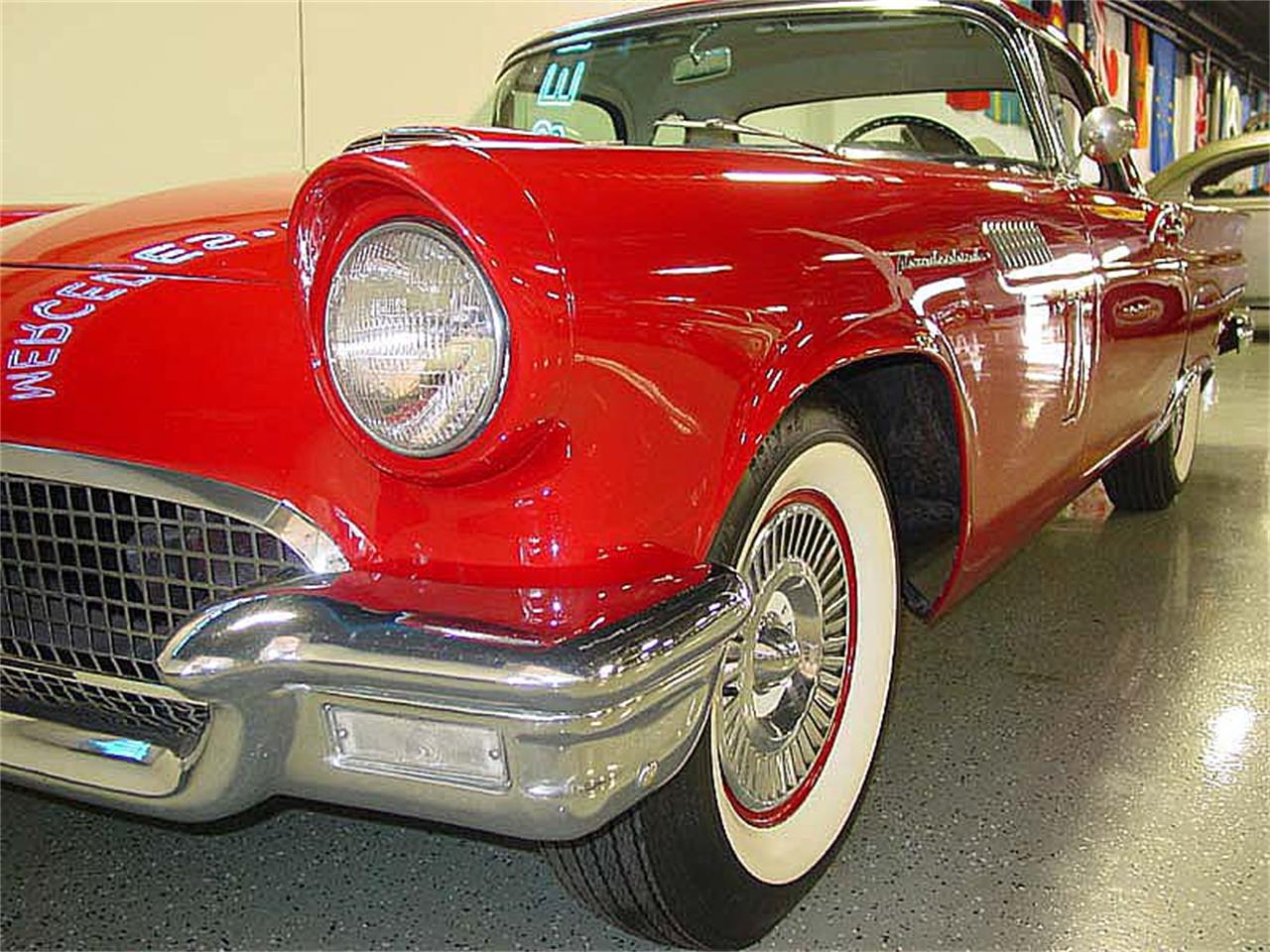 Large Picture of '57 Thunderbird - $31,900.00 Offered by Auto Gallery Colorado  - KGQR