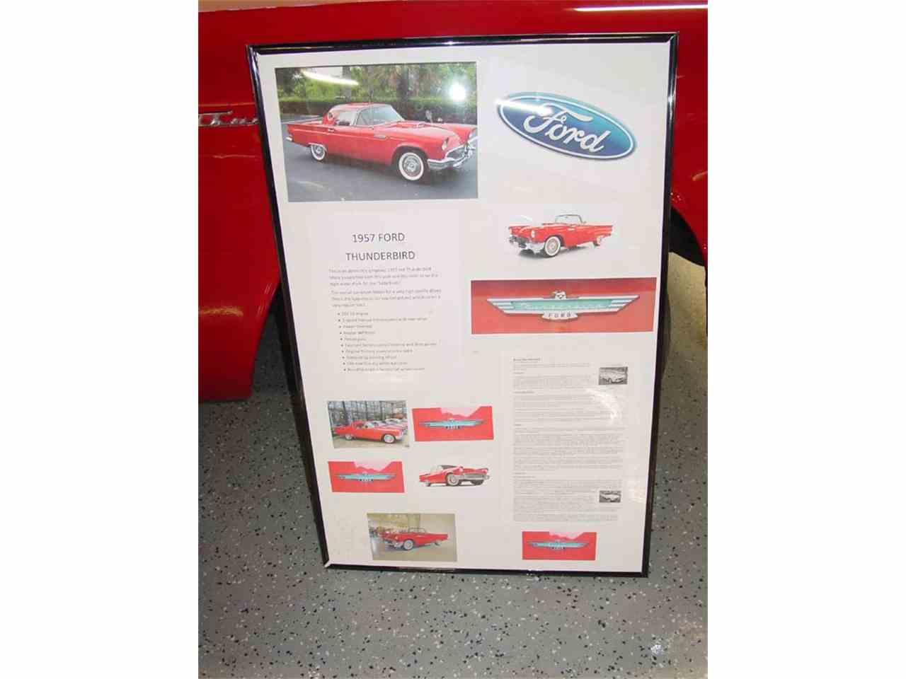 Large Picture of '57 Thunderbird - KGQR