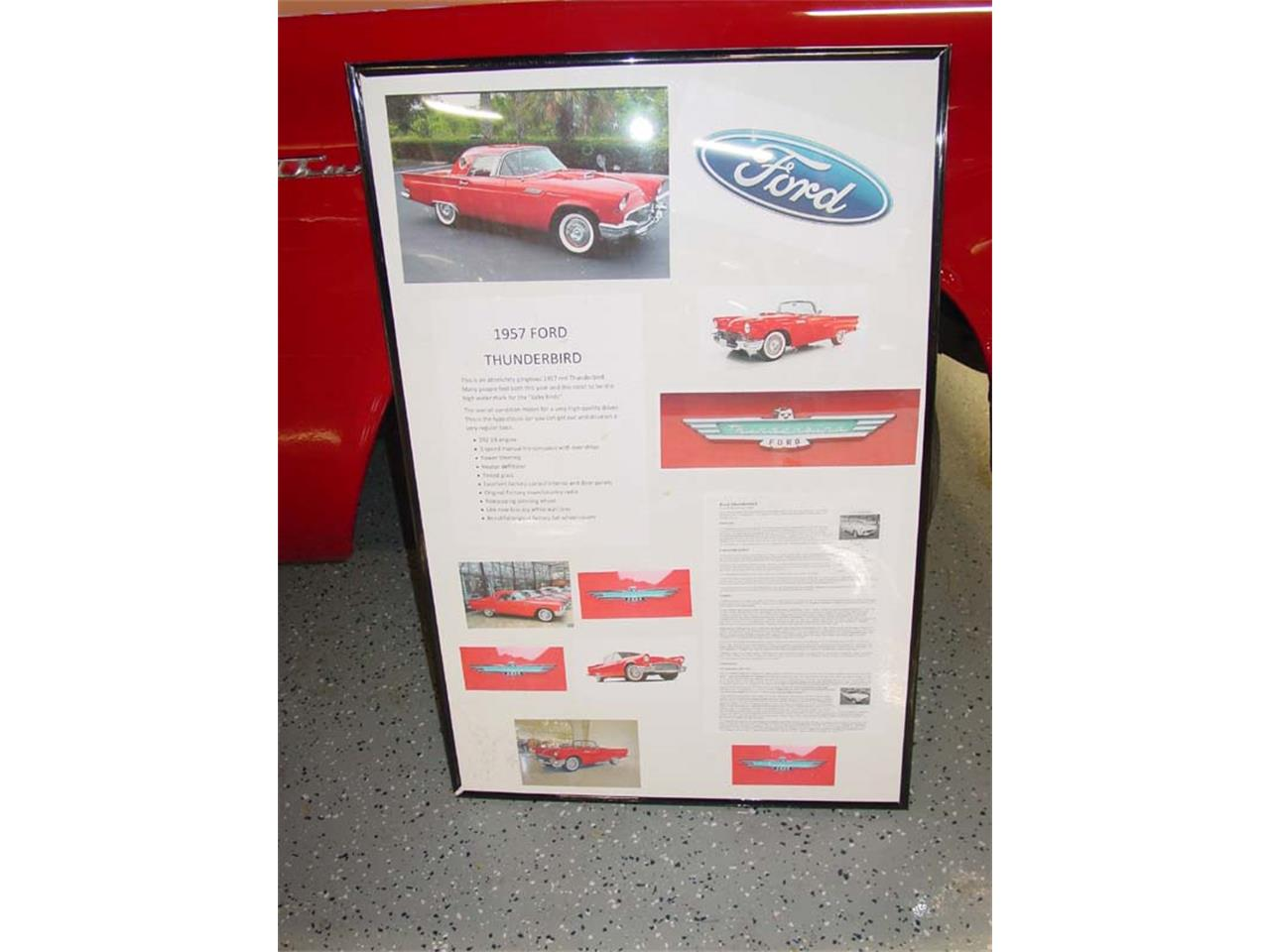 Large Picture of '57 Thunderbird located in Colorado Springs Colorado - KGQR