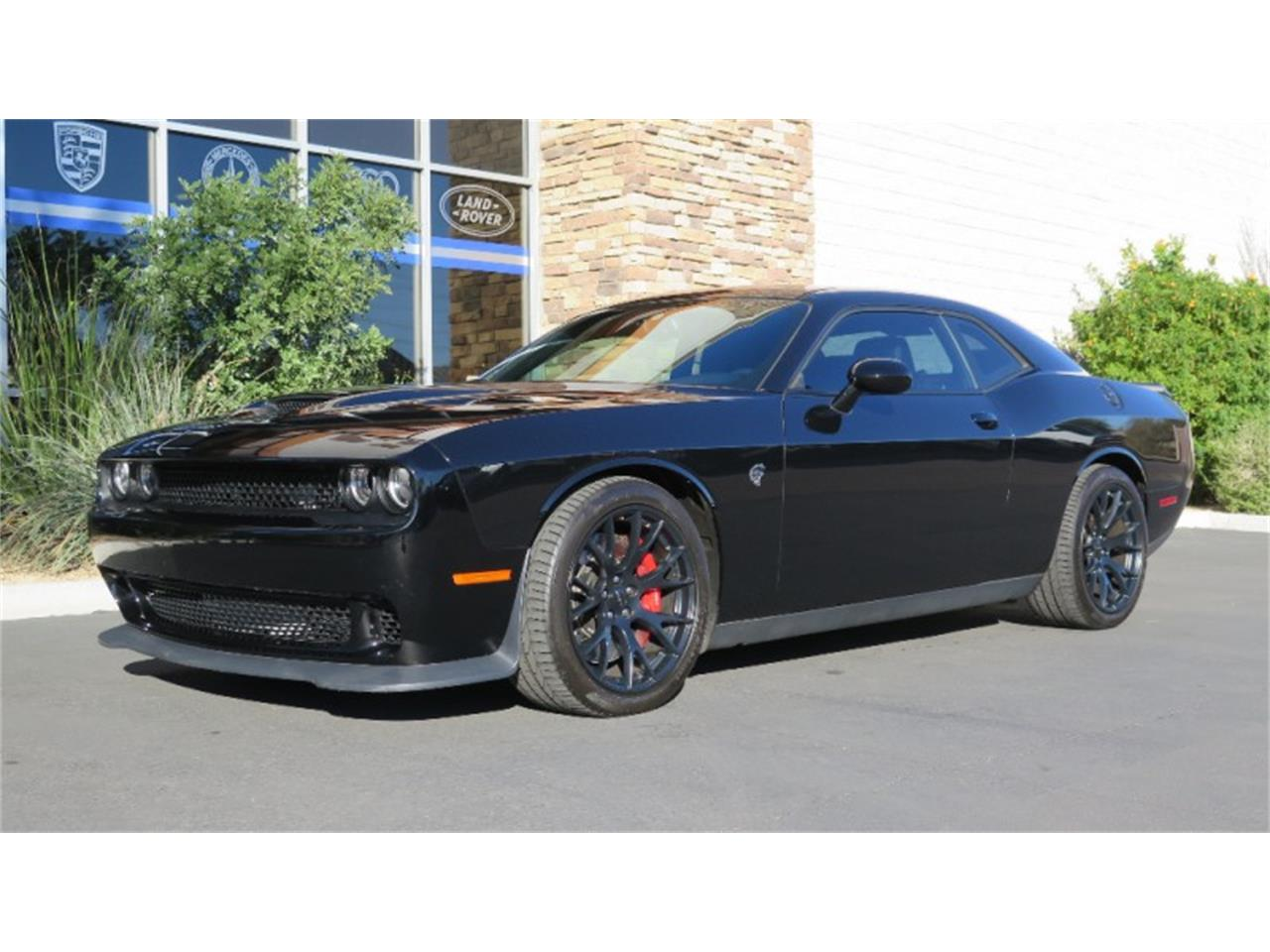 2015 Dodge Challenger Hellcat For Sale >> 2015 Dodge Challenger Srt Hellcat For Sale Classiccars Com Cc 954824