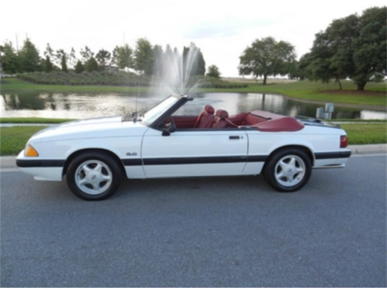 Large Picture of '91 Mustang - $8,500.00 Offered by a Private Seller - KGQZ