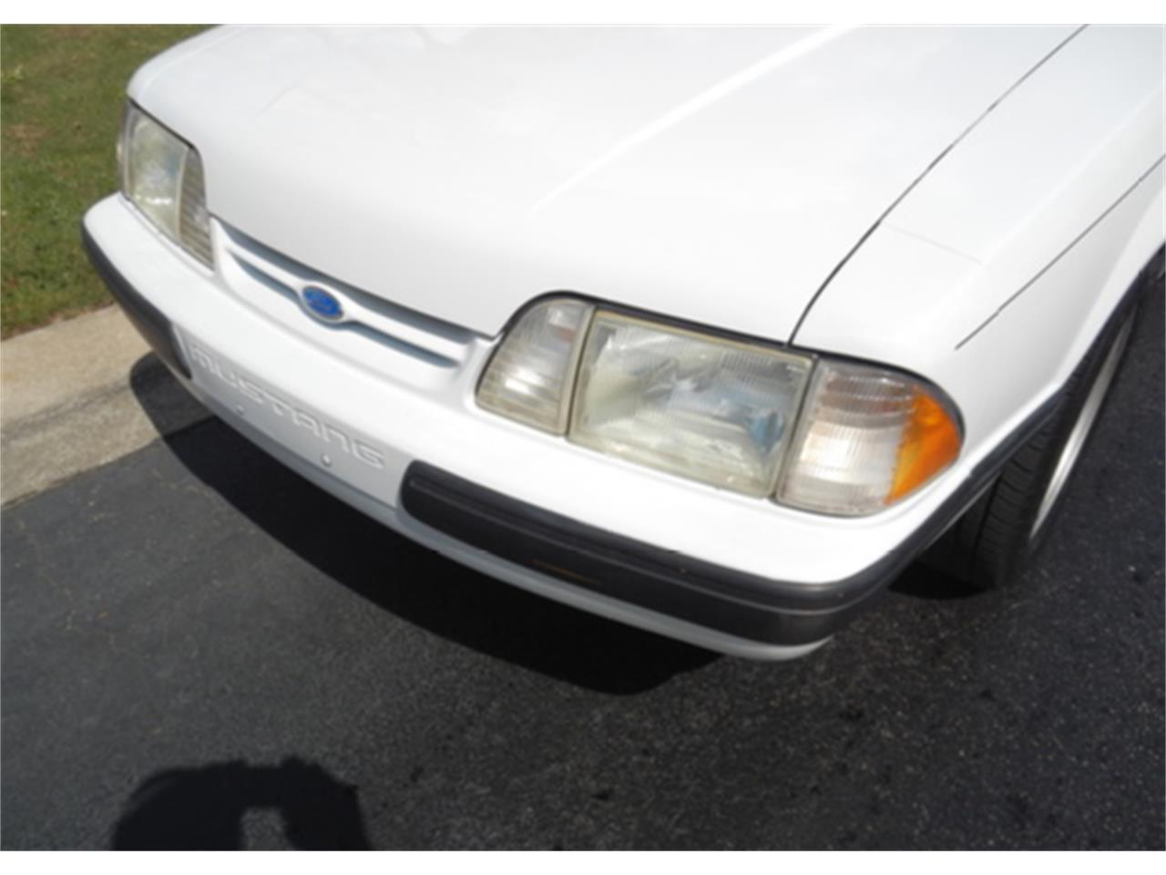 Large Picture of 1991 Mustang Offered by a Private Seller - KGQZ