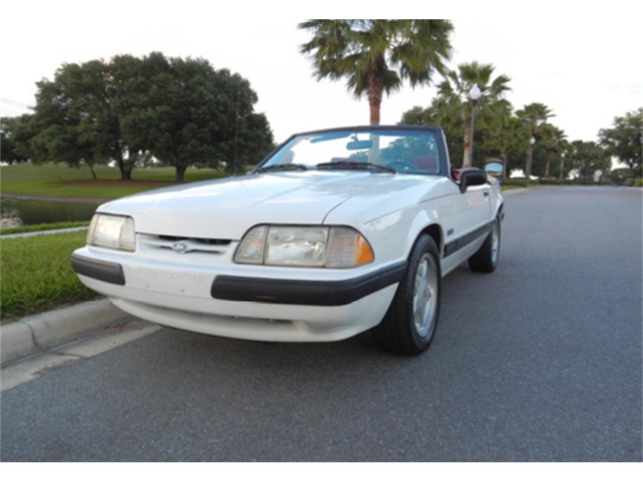 Large Picture of '91 Mustang - KGQZ