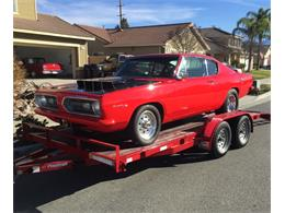 Picture of Classic '67 Plymouth Cuda located in California - $38,500.00 Offered by Classic Car Marketing, Inc. - KGRB