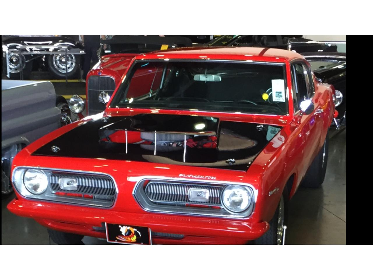 Large Picture of Classic '67 Plymouth Cuda located in California Offered by Classic Car Marketing, Inc. - KGRB