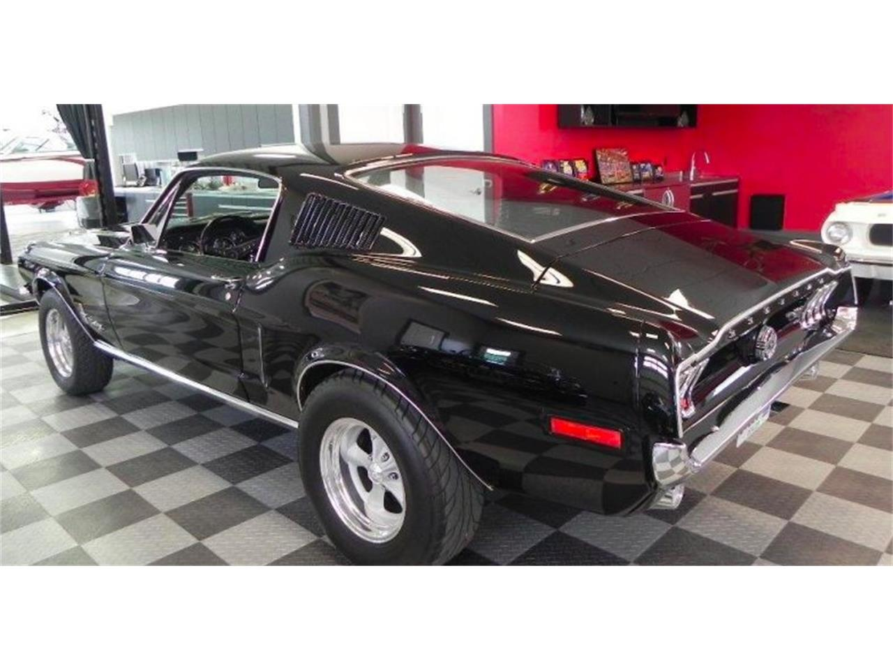Large Picture of '68 mustang fastback J type - KDEC