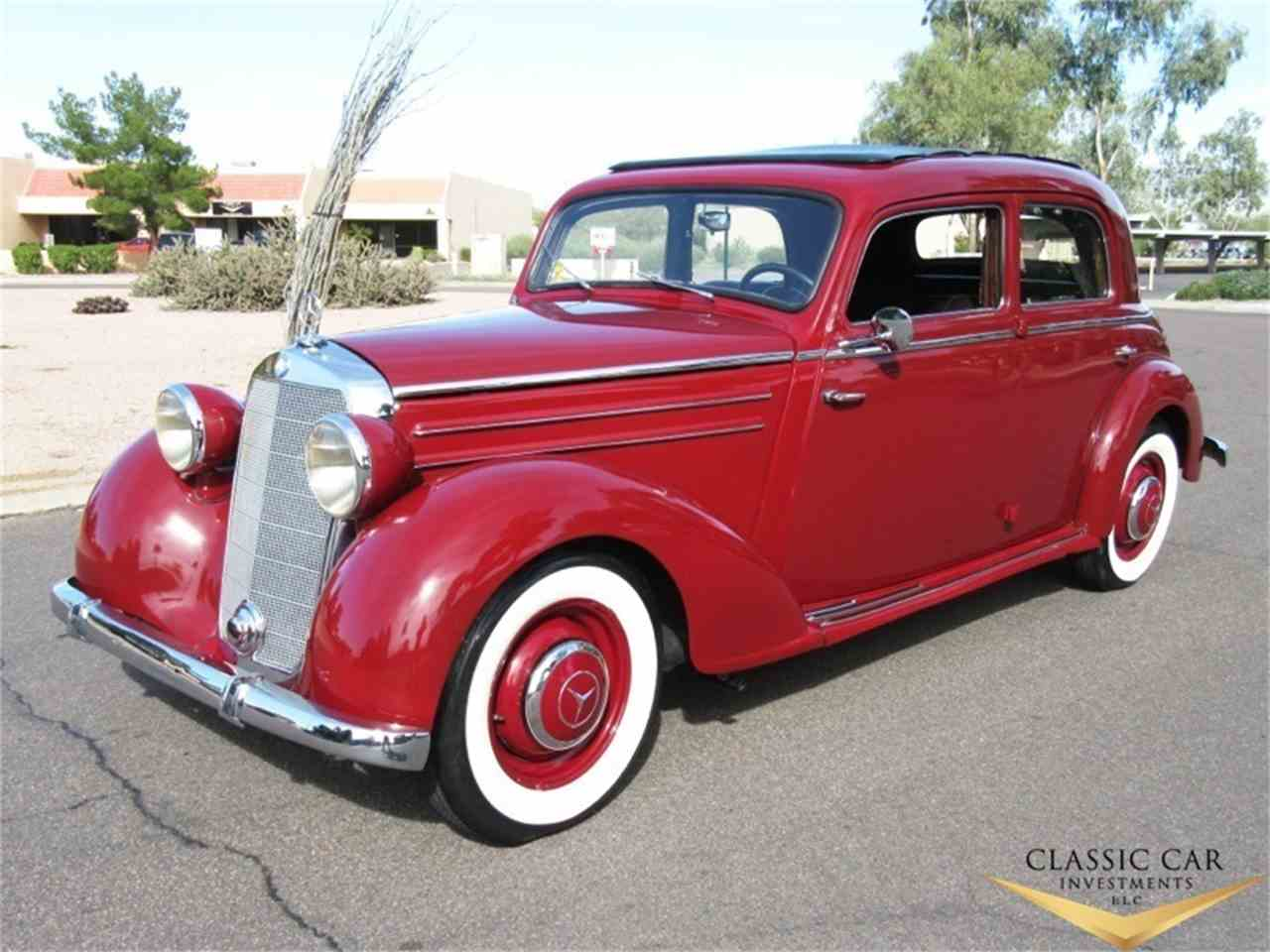 1950 mercedes benz 170ds for sale cc for Mercedes benz 170 ds for sale