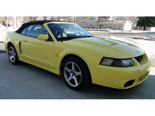 Picture of 2003 Ford Mustang - $22,000.00 - KGRH